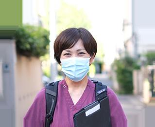 看護師 伊藤 典子